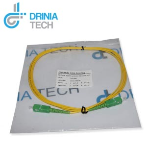Fiber optic cable assembly 4 DriniaTech