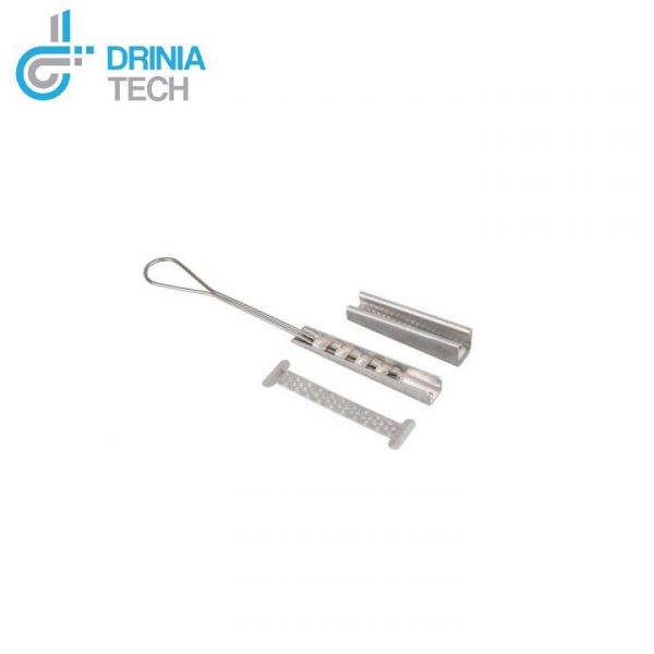 FTTH Drop Fiber Cable Wire Clamp