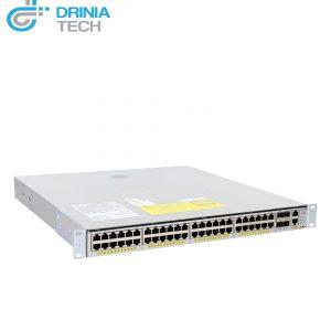 Cisco Catalyst WS-C4948E 4x10G SFP+ 48x1G (Rj45)
