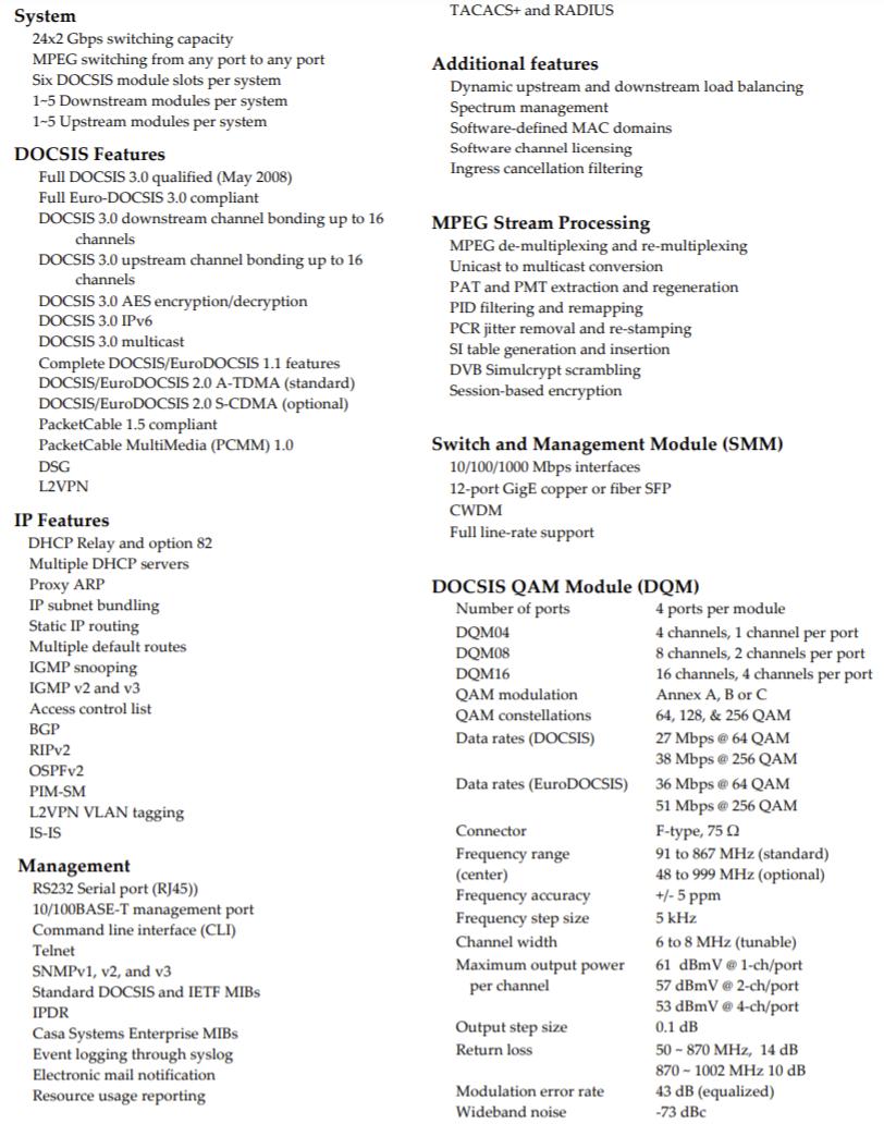 Specification 1 DriniaTech